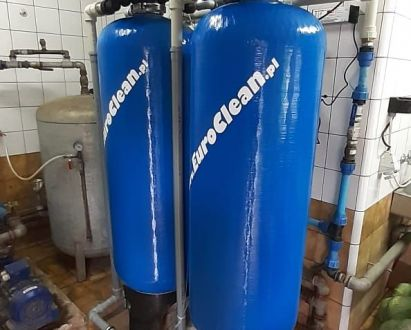 Realizacja systemu uzdatniania wody