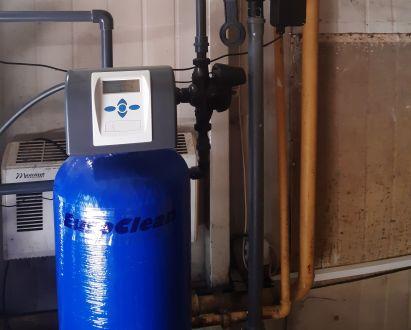SUW; stacja uzdatniania wody
