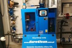 Generator dwutlenku chloru EuroClean OXCL