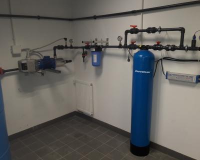 Doczyszczanie wody