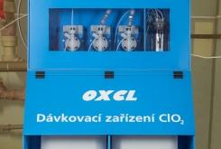 Generator dwutlenku chloru EuroClean OXCL BLUE