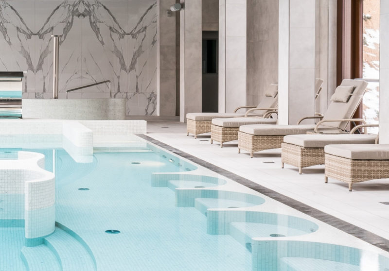 Realizacja EuroClean w luksusowym hotelu