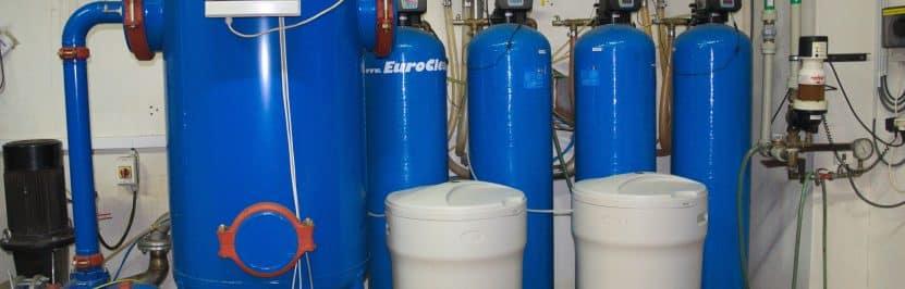 Stacje uzdatniania wody (SUW) dla przemysłu