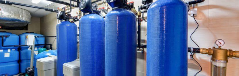 Obsługa stacji uzdatniania wody